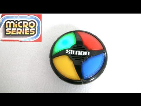 iCollec Hasbro – B06401010 – Jeu De Voyage – Simon Micro Séries