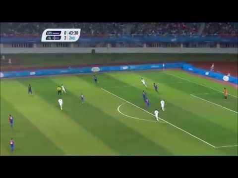 Paulo Soares nanjing olympic games 2014-football/soccer-Cape Verde-highlights