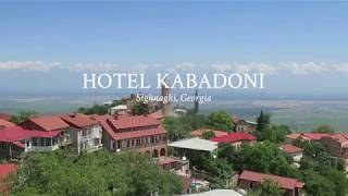 Hotel Kabadoni (Sighnaghi, Georgia)