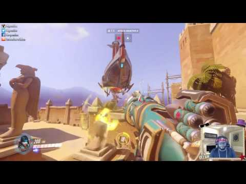 T-PAIN Back on that Overwatch