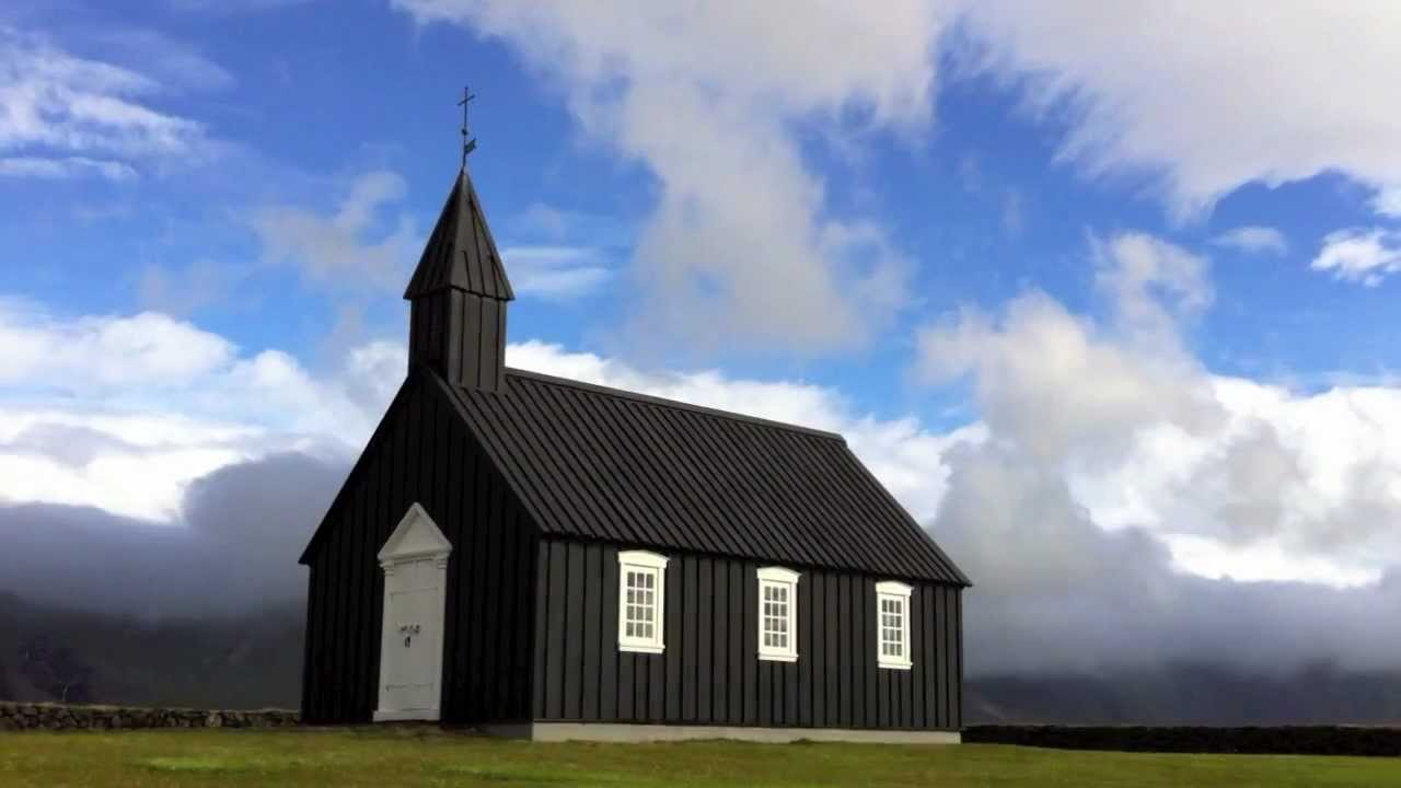 Iphone 7 Live Wallpaper Not Working Black Church Iceland Youtube