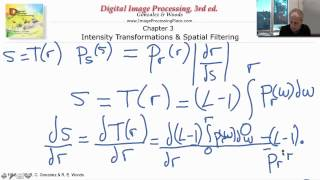 Digital image processing: p016 Histogram equalization