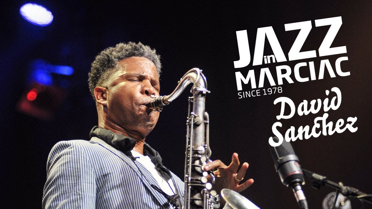 David Sanchez @Jazz_in_Marciac | Mercredi 10 août 2016