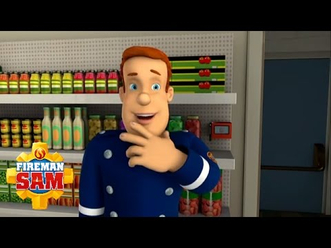 Fireman Sam Official: The Football at the Scene of the Crime
