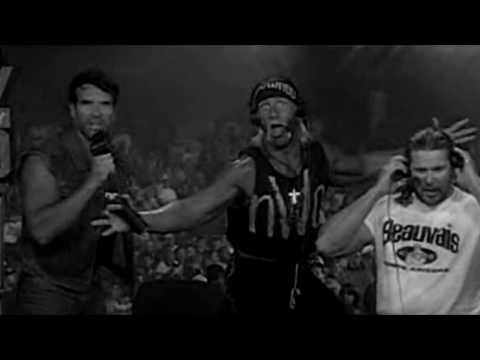 nWos WWE Wrestlemania X8Dub theme  Its a New World