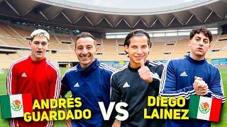 LAINEZ vs GUARDADO vs LOS BUYER (Mexico VS España)