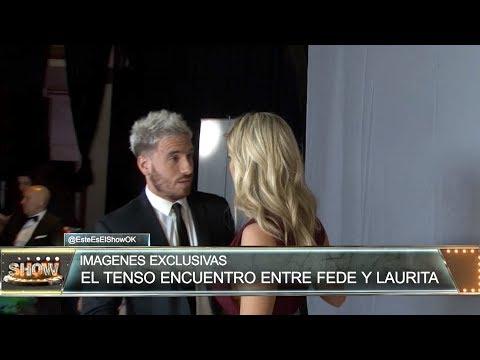 Exclusivo: El tenso encuentro entre Fede Bal y Laurita Fernández
