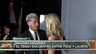 Exclusivo: El tenso encuentro entre Fede Bal y Laurita Fernández thumbnail