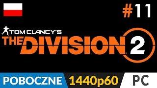 The Division 2 PL z Arlinką  #11 (odc.11 Poboczne)  Naprawiony coop! | Gameplay po polsku