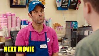Скотт устраивается на работу после тюрьмы | Человек-муравей. 2015. Момент из фильма