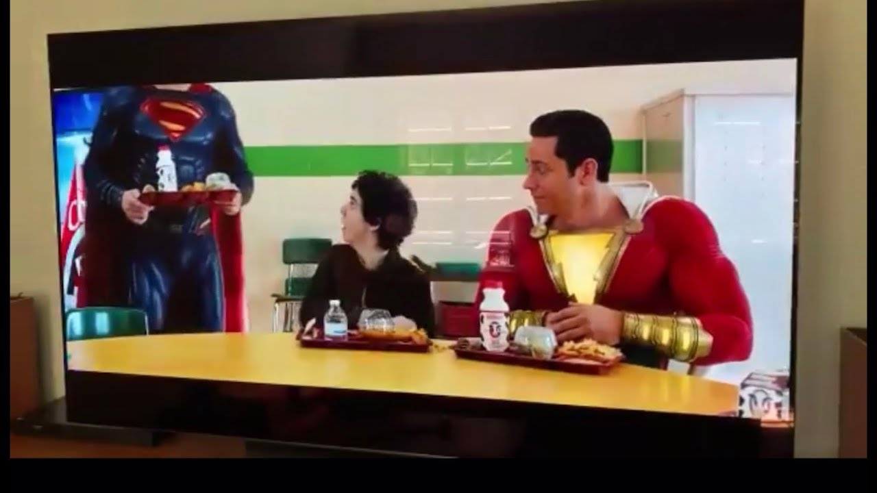 Download Henry Cavill Superman's Shazam Cameo Completed By Director