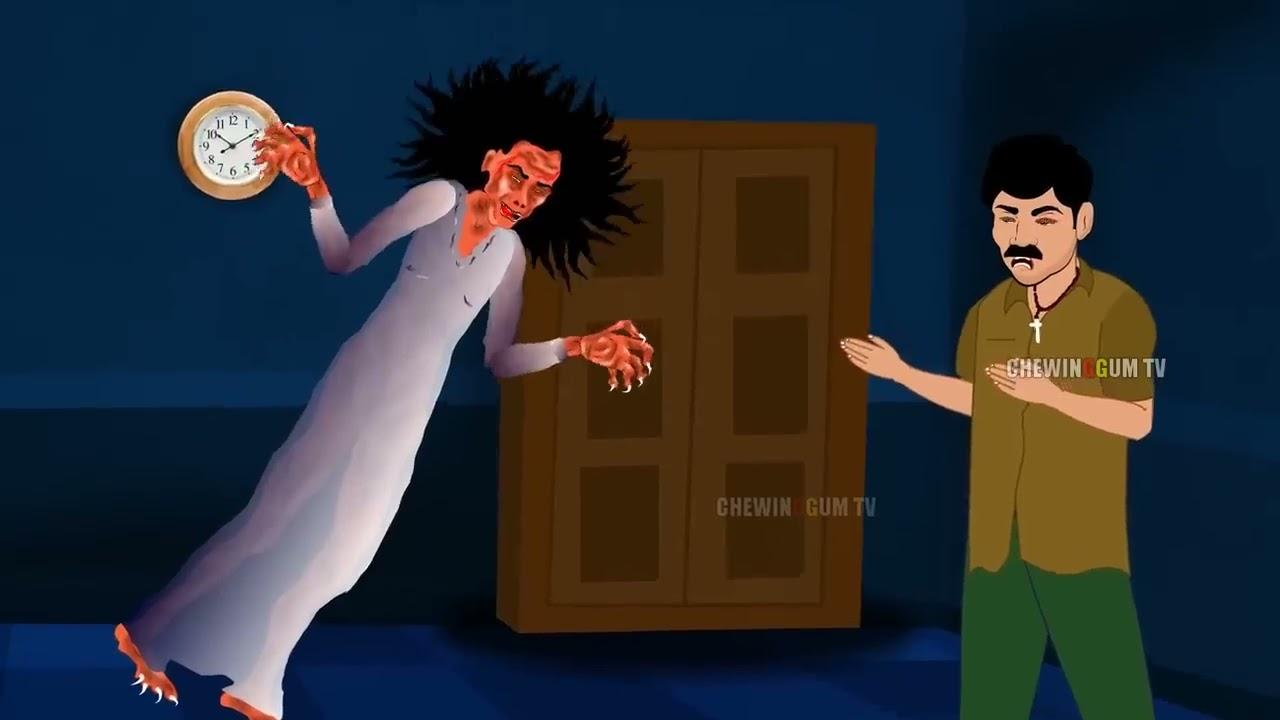 बिस्तर में भूत   BISTAR MEIN BHOOT (FULL MOVIE)   Chudail Ki Kahani   #HINDIHORRORSTORIES