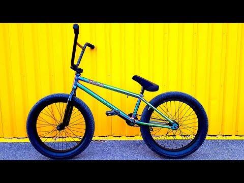 Мой новый BMX / Катание / Drift  😱 💣🚳
