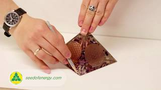 What to do after receiving Your Orgonite Pyramid / Orgone Generator?