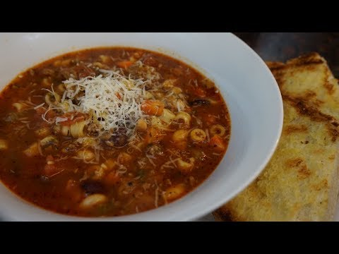 Pasta e Fagioli | Better than Olive Garden's |