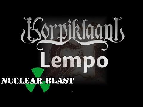 KORPIKLAANI - Lempo (OFFICIAL LYRIC VIDEO)