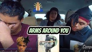 Xxxtentacion & Lil Pump Ft. Maluma & Swae Lee - arms Around You  Reaction Revi
