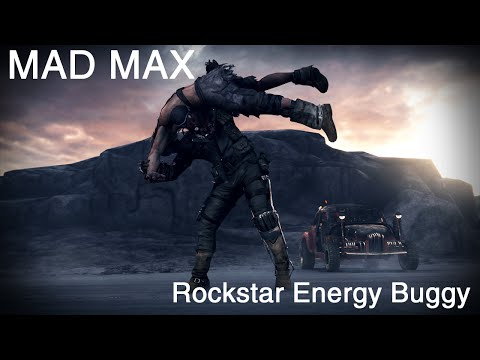 Rockstar Energy Buggy (Mad Max)