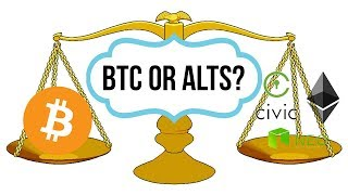 🤑 Hodling Bitcoin OR Trading Altcoins | Which One Is More Profitable? 💰