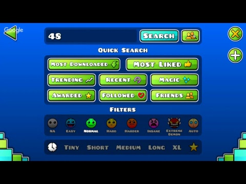 Roading To 550 Subs Geometry Dash Live Level Request On