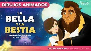 La Bella y la Bestia | Cuentos Infantiles en Español thumbnail