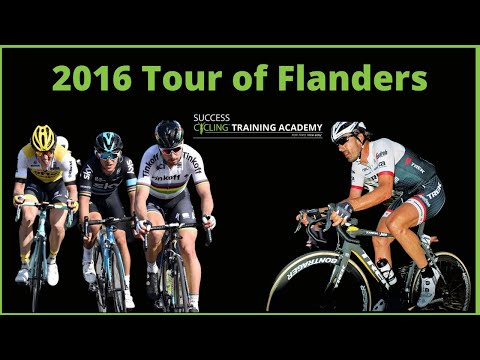2016 Tour Of Flanders