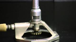 Bunsen Burner Video