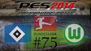 Let´s Play PES 2014 #75 Hamburger SV vs. VFL Wolfsburg HD Bayrisch