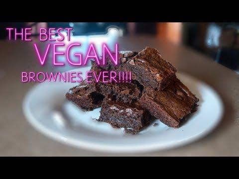 Vegan Brownie Recipe   Jazzie Jae T