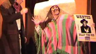 Billy The Kid 2006  -The Trailer-  The Stage Company (Staged 1997 & 2006)