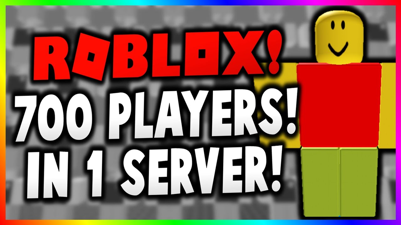Servidores Gratis De Roblox 700 Players In 1 Roblox Game Server Warning Laggy Vps And Vpn
