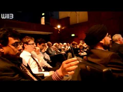 Railway Strategies Live 2013 Conference 34 Second Overview