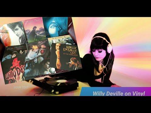 ✴️Willy Deville 🇺🇸🎙️🎸 on Vinyl 🎵🎶🎵✴️