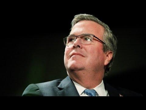 Bush 45? Jeb 'actively' explores 2016 run