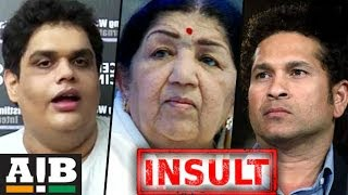 Mumbai Police launches inquiry AGAINST Tanmay Bhat for INSULTING Sachin Tendulkar & Lata Mangeshkar