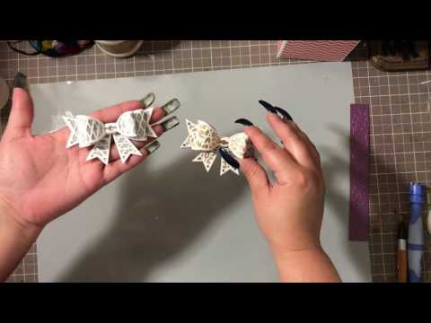 Xmas Embellishment Swap - Crafters With Artitude