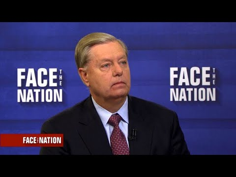 Sen. Graham says President Trump is pushing for a better deal with Iran