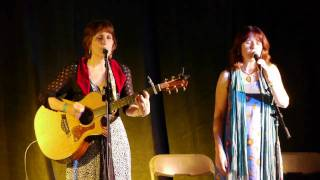 Liz Stires and Iseult Jordan perform The Maid Of Coolmore at the Fairfax Feis, CA, 10/15/11