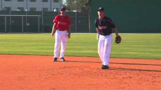 Corrective Video: INFIELD | SS DOUBLE PLAY OVERHAND FEED