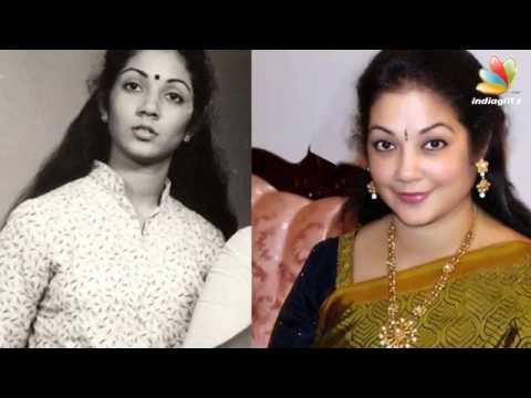 Panneer Pushpangal actress divorces for the second time   Hot Tamil Cinema News   Shanthi Krishna