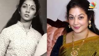 Panneer Pushpangal actress divorces for the second time | Hot Tamil Cinema News | Shanthi Krishna