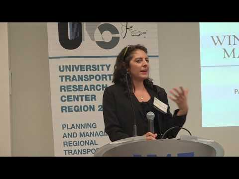 2017 Summit on The Future of the Taxi Medallion System - Closing Remarks by  Nora Constance Marino
