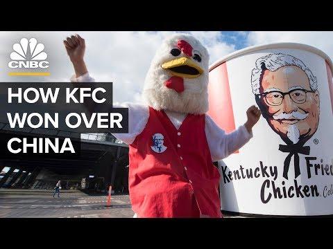 How KFC Won Over China