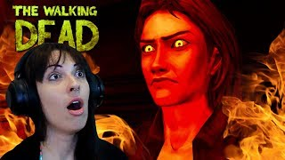 The Walking Dead Episode 3 - Part 2 - Lilly