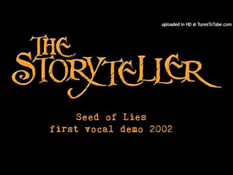 The Storyteller - Seed of Lies demo 2002