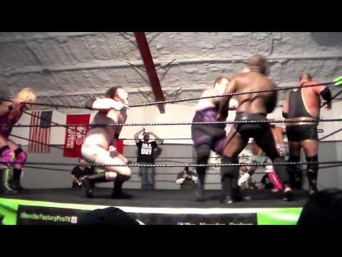 2014 Monster Factory Turkey Slam Royal Rumble Paulsboro, NJ 11/15/14 Part 1 of 3