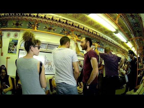 Yerevan, Metroyum, Banvori ardzan, 16.08.19, Fr, Video-2.