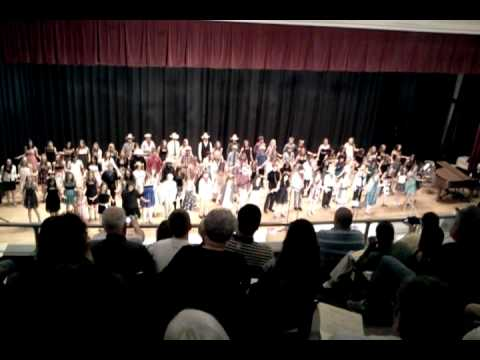 Irving Middle School Concert May 17 2011