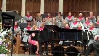 What the World Needs Now is Love- Patti Drennan and First Baptist Norman, OK Choir