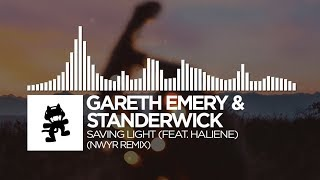 Скачать Gareth Emery Standerwick Saving Light NWYR Remix Feat HALIENE